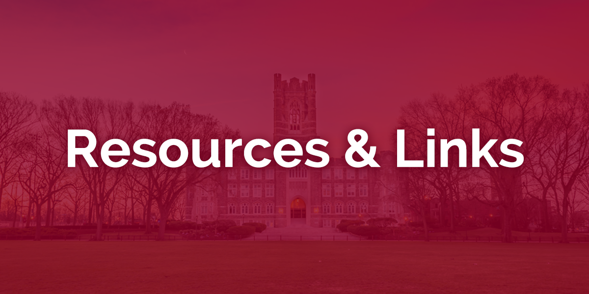 Resources & Links | USG Sexual Misconduct Task Force