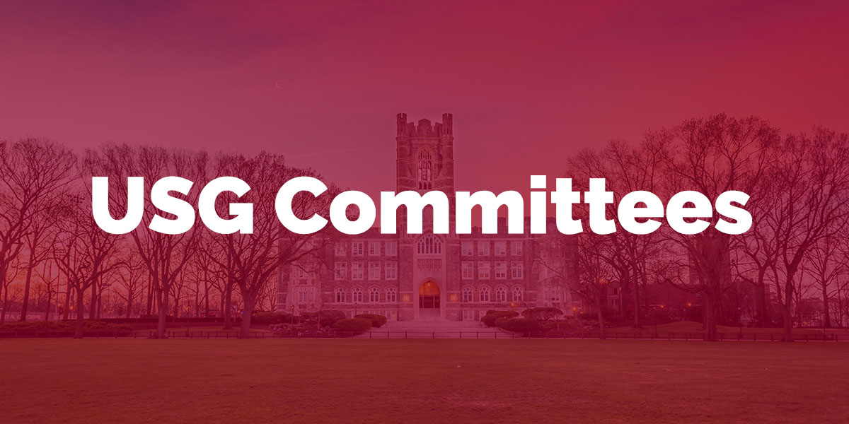 Committees | Fordham USG