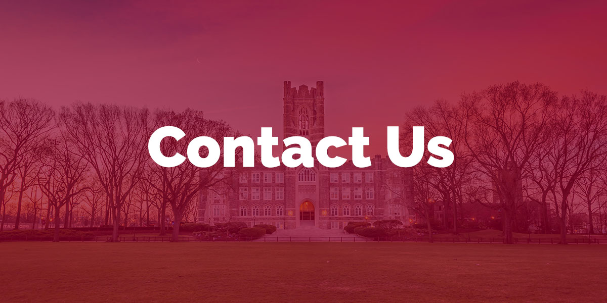 Contact Us | Fordham USG