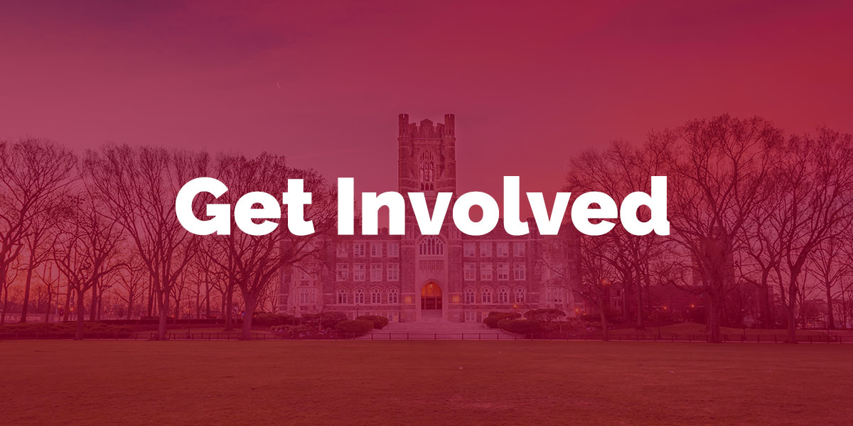 Get Involved | Fordham USG