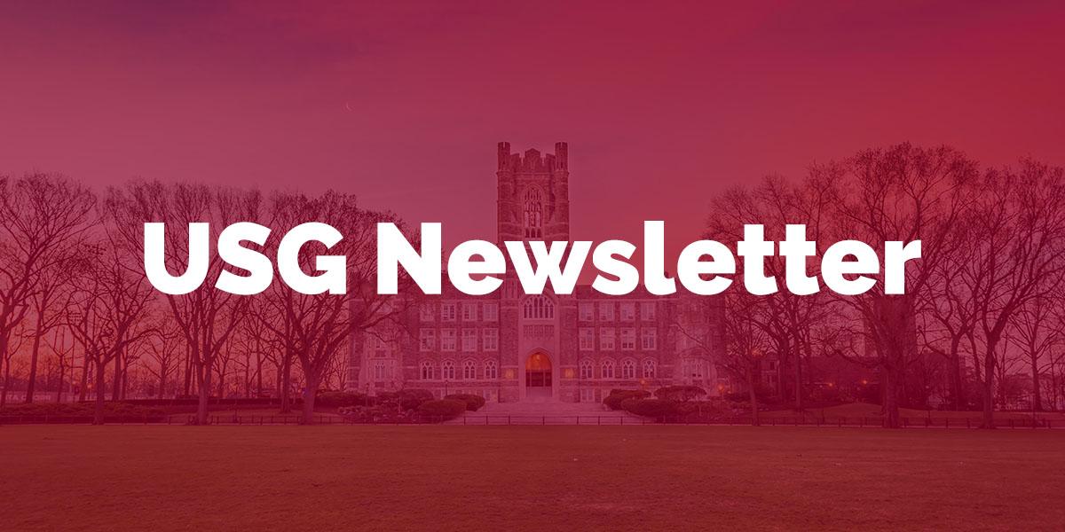USG Reports | Fordham USG